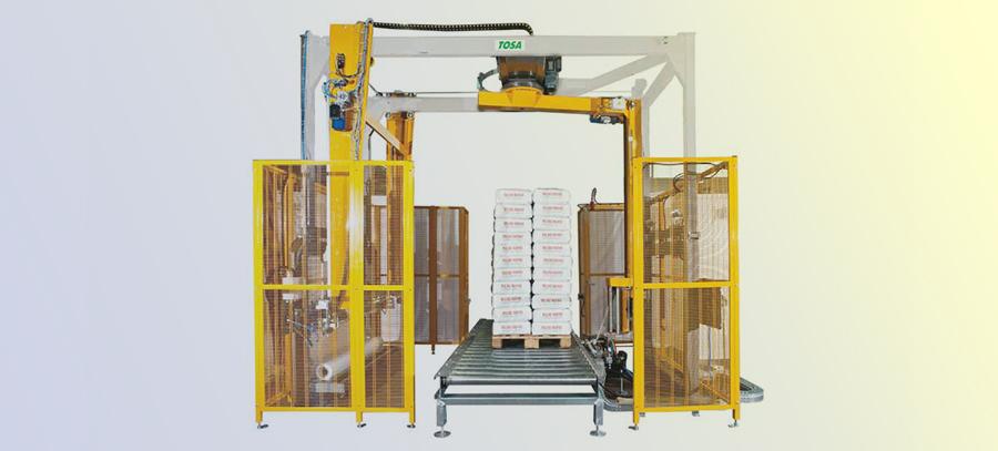 Dự án 1: Máy cuốn đai tự động công nghệ cao cho Bia