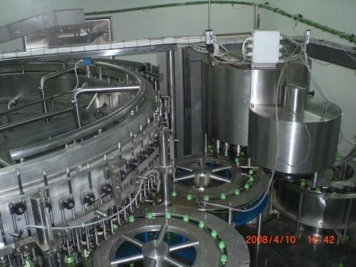Dự án 3: Dây chuyền chiết chai PET cho Bia – Nước giải khát